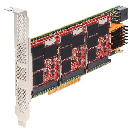 lsi pci e ssd - SSD PCIe de  1.500 MB/s da LSI