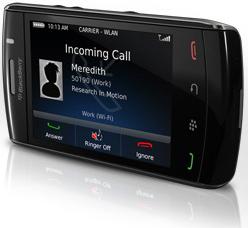 Chamadas de voz por Wi-Fi foi anunciado pela RIM