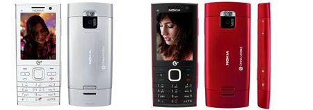 nokia x5 - Novo Nokia X5