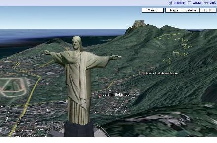 10498 - Google Maps agora tem visualização em 3D!