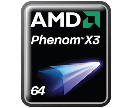 amd phenom x3 - Novos AMD Phenom II Mobile X3 e X4