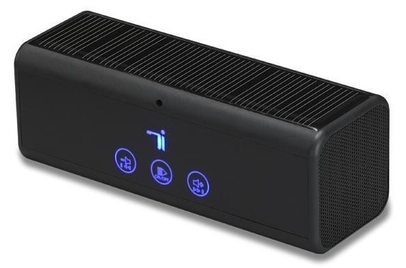 devotec solar sound 05 25 2010 - Devotec atualiza seu alto-falante Bluetooth Solar Sound 2.