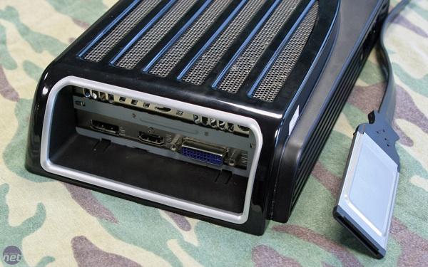 gus 2 precomputex - MSI GUS, dispositivo para estender a capacidade gráfica do seu notebook