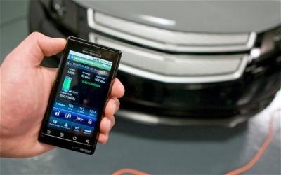 motorolaphonegm - General Motors vai incluir Android em seus carros