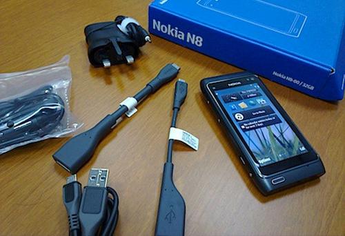 n832gb - Nokia N8 com 32 GB?
