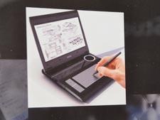 DSC 0189 p - Computex 2010:Notebooks e tablet da MSI