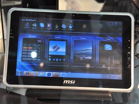 DSC 0191 p - Computex 2010:Notebooks e tablet da MSI