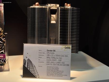 DS 0251 p - Computex 2010: Disipadores da Coolink