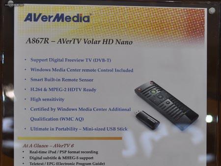 DS 0270sp p - Computex 2010: Novidades da AverMedia