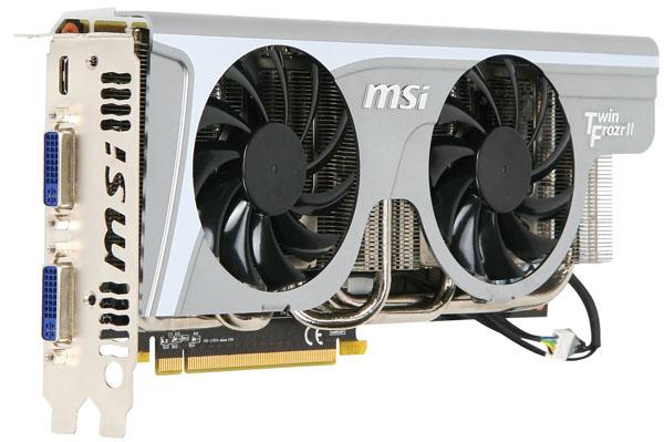 MSI N470GTX - Novas placas de vídeo MSI N465GTX e N470GTX Twin Frozr II