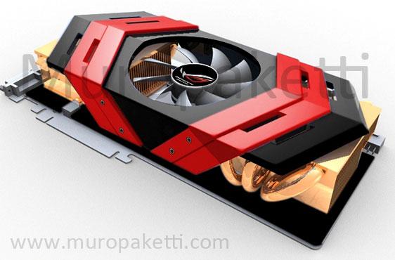 aresvga - Parece que AMD não planeja uma reação contra as Fermi