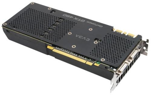 evga gtx480scplus 2 - EVGA anuncia seu modelo Geforce GTX 480 SuperClocked+