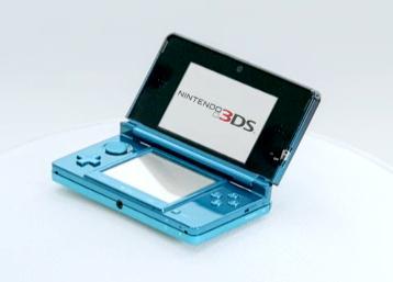 n3ds - Nintendo revela a 3DS no E3