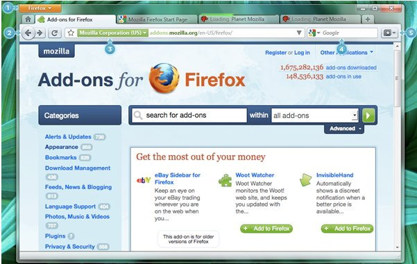 firefox4 - Mozilla lança versão beta do Firefox 4