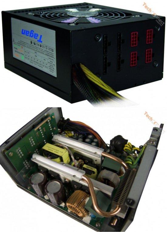 tagan piperock iii tcm - Fontes Tagan PipeRock III 80Plus