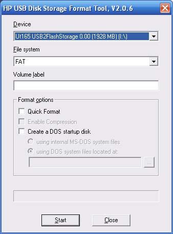 HP - Instalar o Windows XP através de um Pendrive