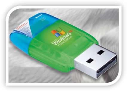 imagem winxp portable - Instalar o Windows XP através de um Pendrive