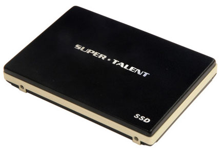 supetalent ssd - Supertalent lança novo SSD com controladora JMicron 616