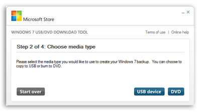 win7 usb dvd 02 - Como instalar o Windows 7 pelo Pendrive