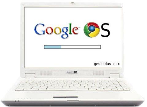 netbook google chrome os - Notebooks com Chrome SO antes de que acabe o ano