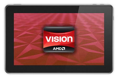 amd tablets - AMD vai lançar processadores para tablets