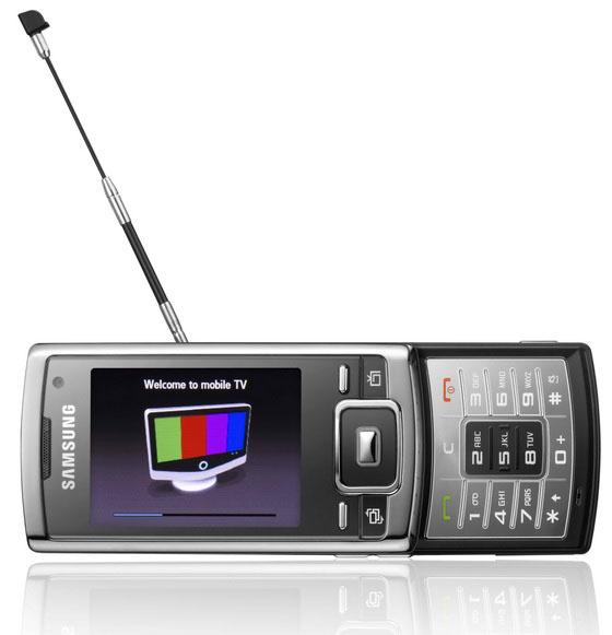 samsung p960 4 - Samsung trabalha numa plataforma conjunta de celulares e TV