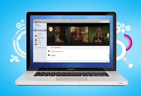 40302 01 - Skype v5.0 beta para Mac