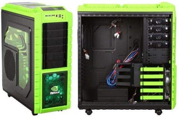 cooler master haf x nvidia edition - Nova torre da Cooler Master HAF X NVIDIA Edition