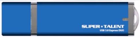pendriver super talent usb 3 - Super Talent lança nova memória USB 3.0 de US$ 14