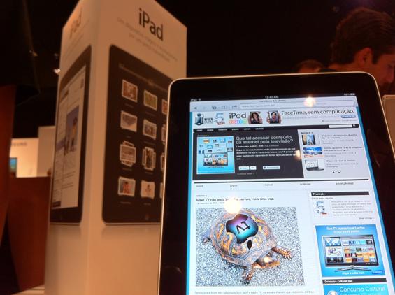 01 - Novo iPad pode nascer já em fevereiro?