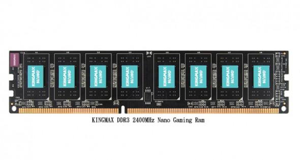 134a 590x314 - Kingmax apresenta memória DDR3-2400 sem corpo disipador