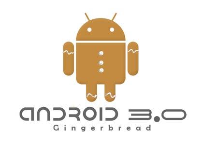 Android 3.0 Gingerbread - Android 3.0 pode ser lançado em março