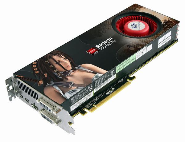 Sapphire Radeon HD6970 - AMD lançaria Radeon HD 6970 e HD 6950 com 1GB de VRAM