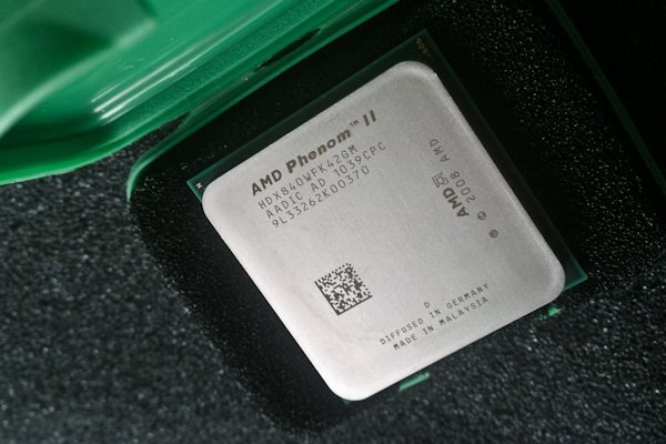 amd phenom II x4 840 - Review Phenom II X4 840