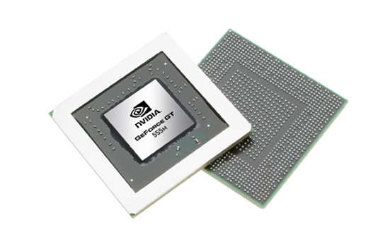 geforce gt 555m - NVIDIA introduz seus GeForce 500M para notebook - #CES2011.