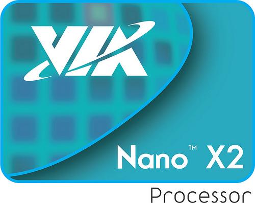 via nano x20 03 - Processadores Nano X2 dual-core de VIA.