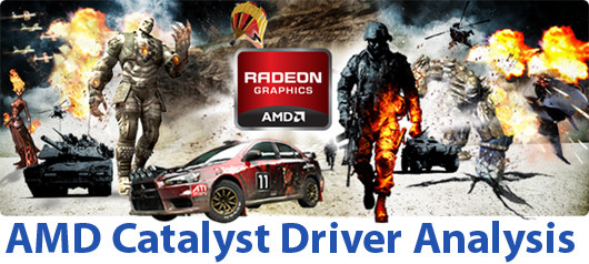 CIG 1 - Análise de rendimento dos AMD Catalyst 11.2