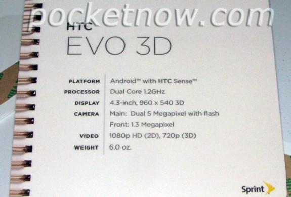 11x0321nbssadv - HTC EVO 3D confirmado: especificações
