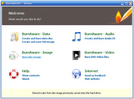 burnaware - 14 programas gratuitos para gravar CDs e DVDs.