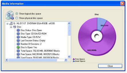 cdburner xp - 14 programas gratuitos para gravar CDs e DVDs.
