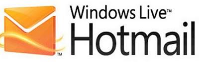 hotmail logo - Hotmail vai receber recursos novos