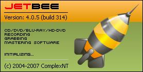 jetbee free - 14 programas gratuitos para gravar CDs e DVDs.