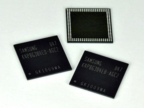 lpddr2 - Samsung levará 2GB de RAM aos celulares com um novos chips