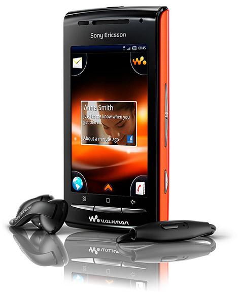 SEW8 - Sony Ericsson apresenta o primeiro Walkman com Android