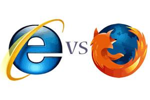 Quem levou a melhor na corrida de downloads: Firefox 4 ou IE 9?