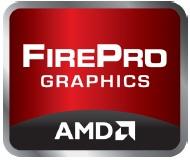 AMD FirePro Logo - AMD Southern Islands chegará este ano, mas só em sua versão para profissionais