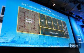 Os Intel Ivy Bridge terão 1.450 milhões de transistores