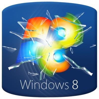 Windows 8 Logo1 400x400 - Windows 8 terá sincronização com Windows Live Id