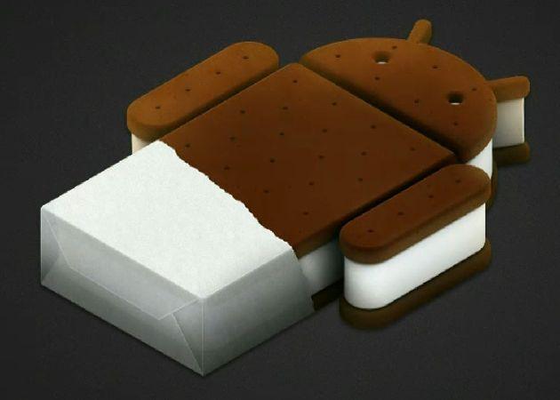 android ice cream sandwich - Se filtra um vídeo de Android 4.0 Ice Cream Sandwich