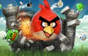 Angry Birds já soma 350 milhões de downloads